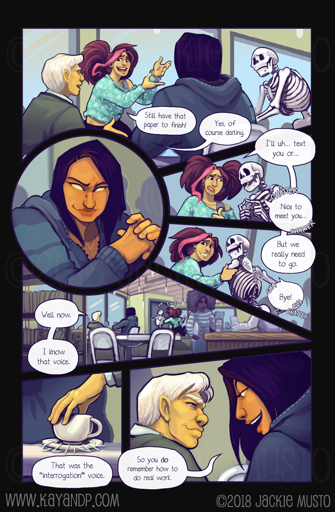 Kay and P, Issue 24 - Page 10