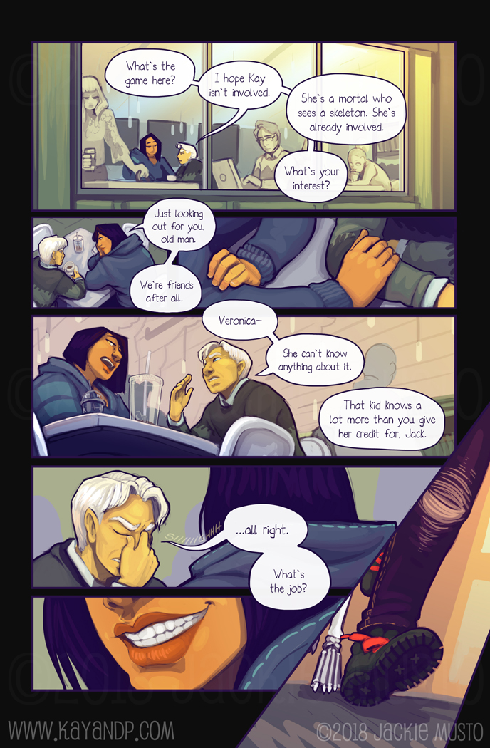 Kay and P, Issue 24 - Page 11