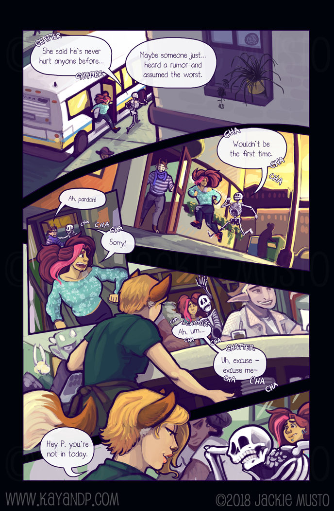 Kay and P, Issue 24 - Page 14