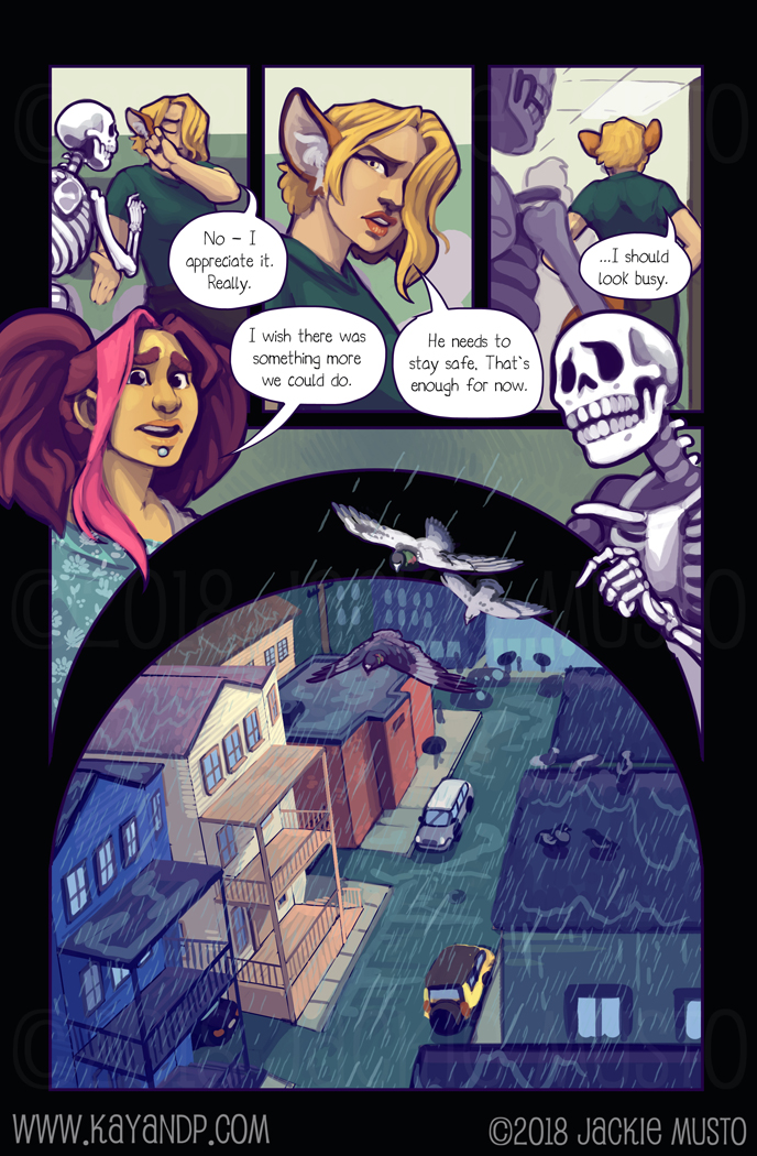 Kay and P, Issue 24 - Page 19