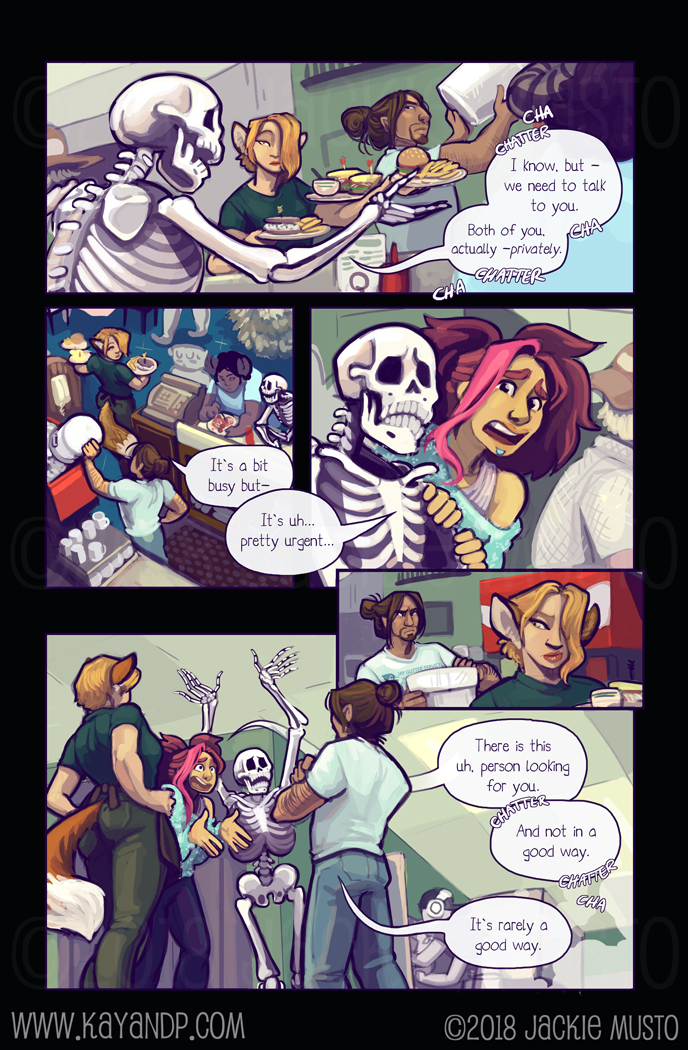 Kay and P, Issue 24 - Page 15