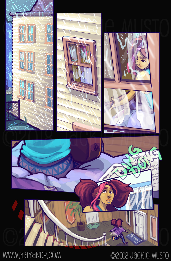 Kay and P, Issue 24 - Page 20