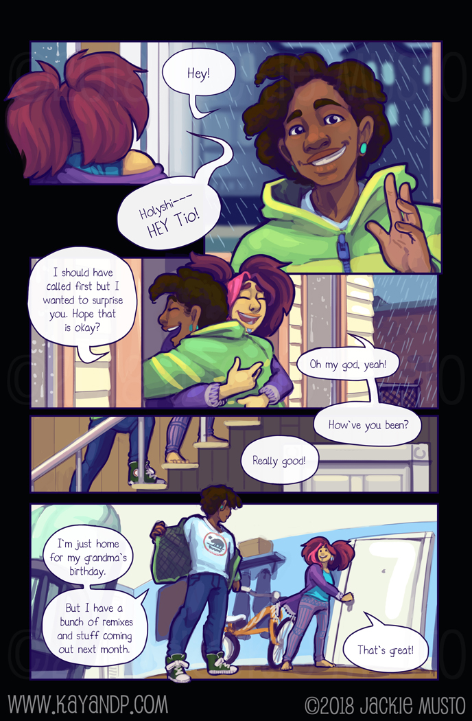 Kay and P, Issue 24 - Page 21