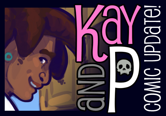 Kay and P, Issue 24 - Page 28