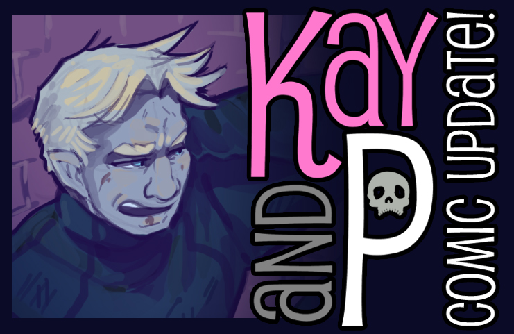 Kay and P, Issue 24 - Page 32