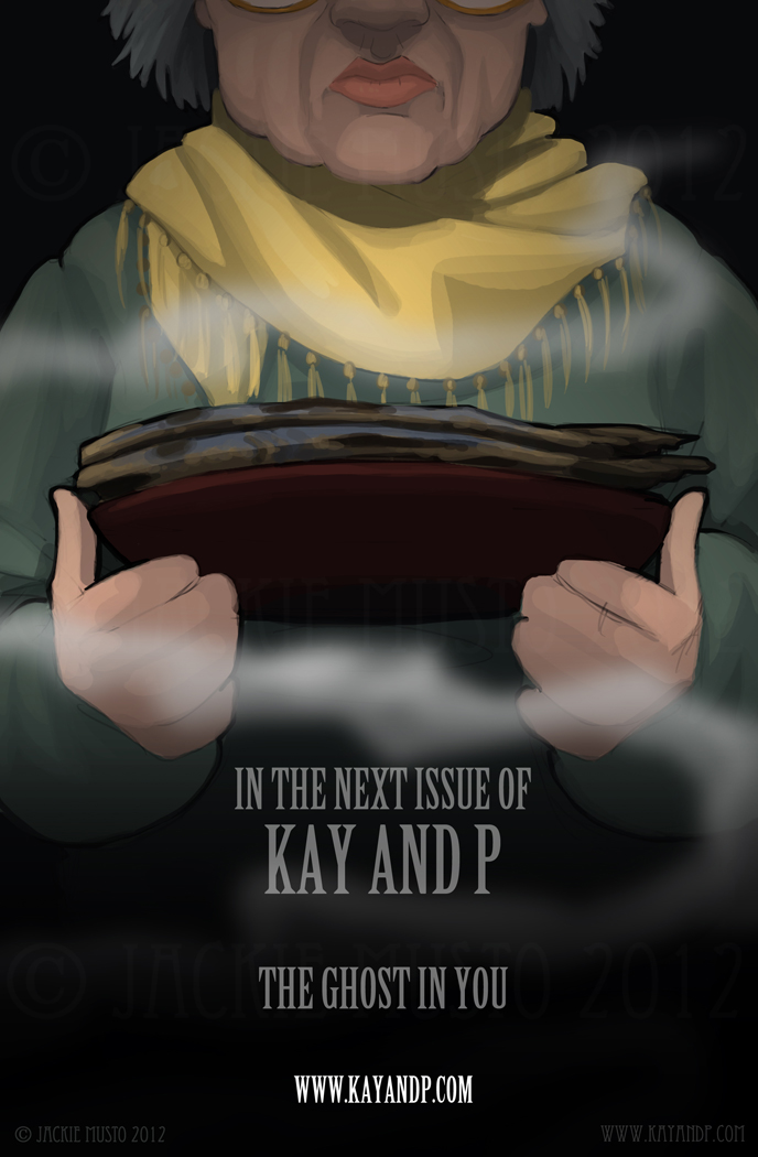 Kay and P 06 Back Cover