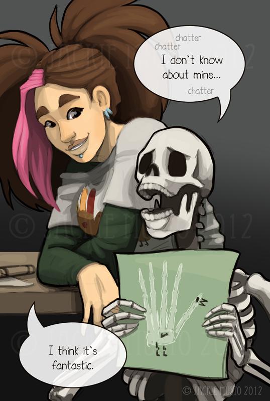 Skele-Gobble