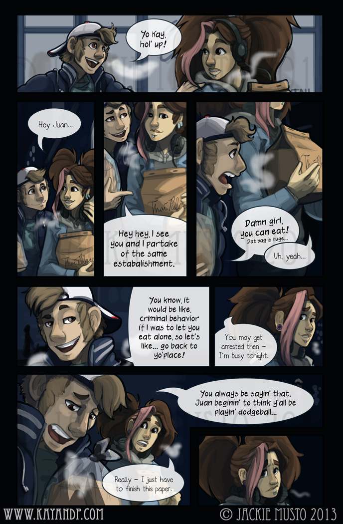Kay and P Issue 09 - Page 9