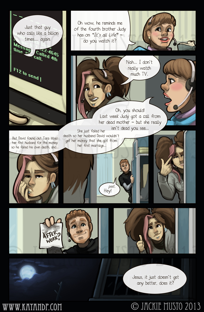 Kay and P Issue 09 - Page 02