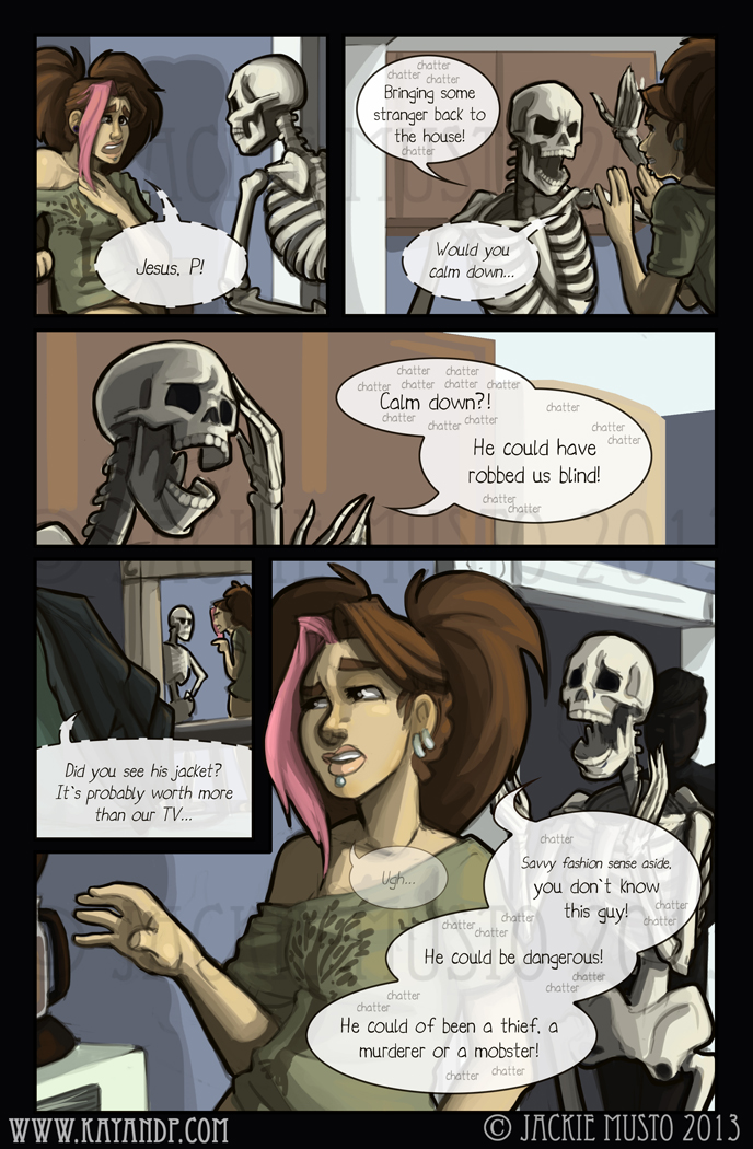 Kay and P Issue 09 - Page 23