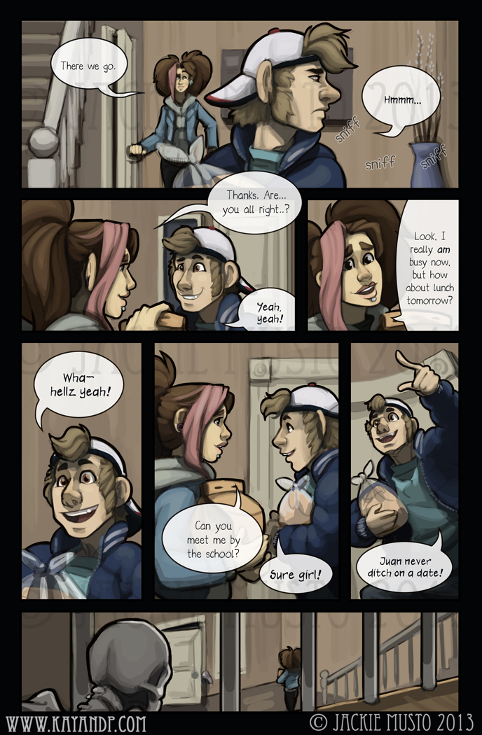 Kay and P Issue 09 - Page 11