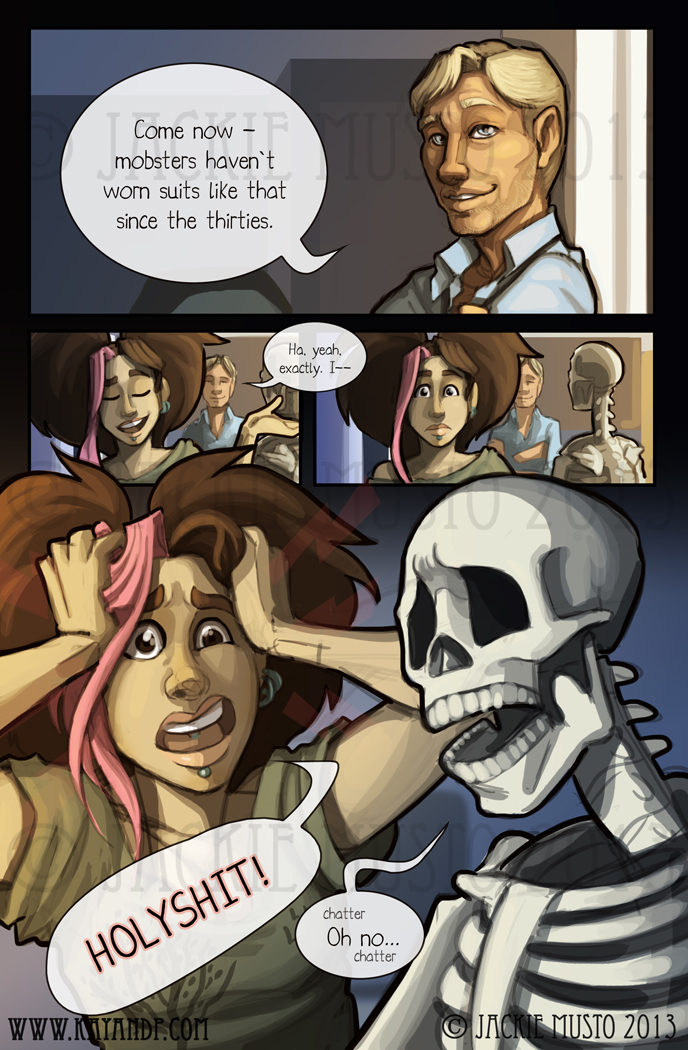 Kay and P Issue 09 - Page 24