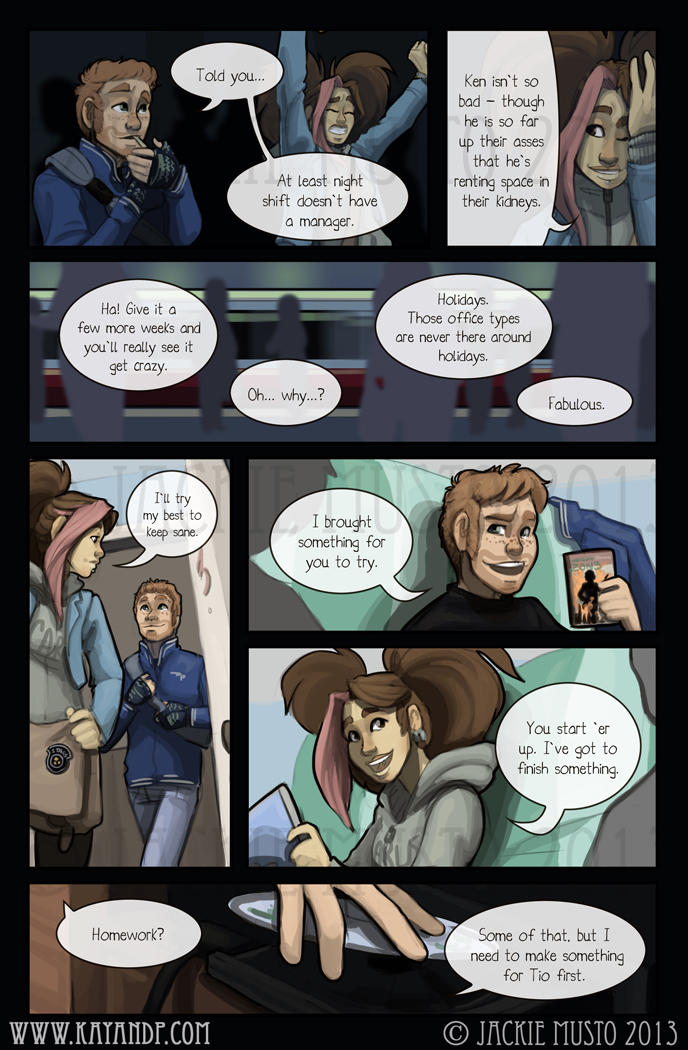 Kay and P Issue 09 - Page 3