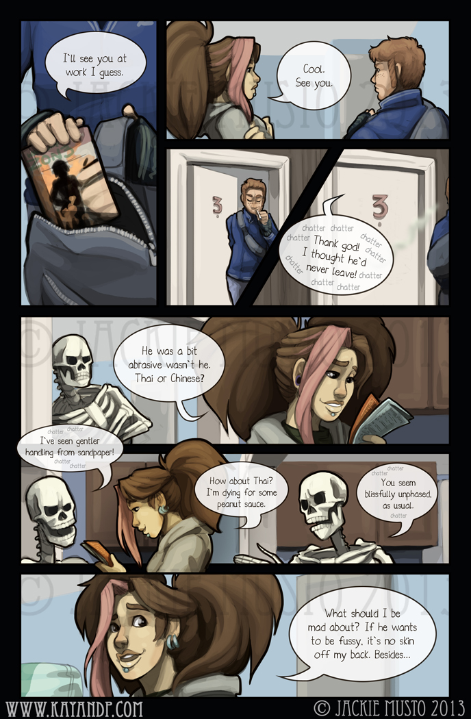 Kay and P Issue 09 - Page 7