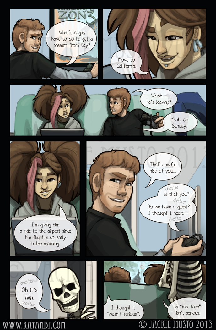 Kay and P Issue 09 - Page 4
