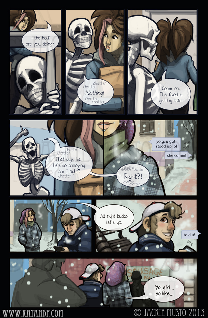 Kay and P Issue 09 - Page 12