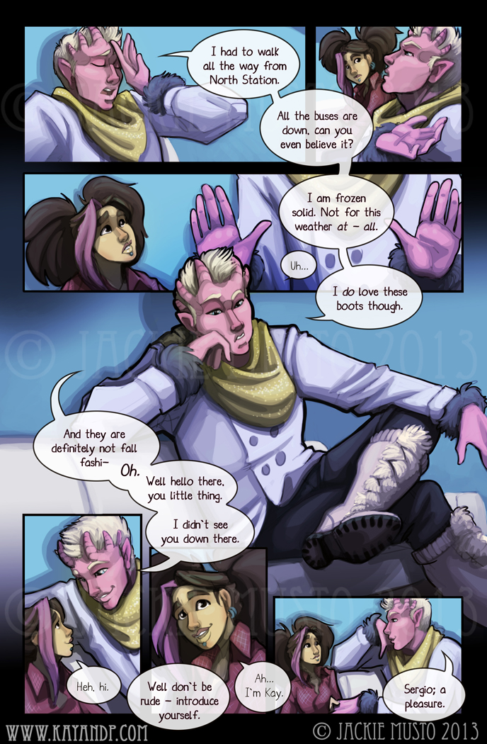 Kay and P Issue 11 - Page 19