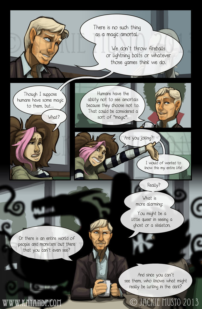 Kay and P Issue 10 - Page 12