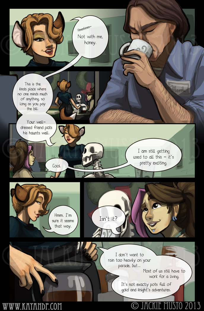 Kay and P Issue 11 - Page 15