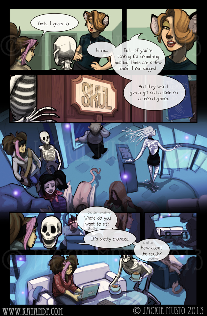 Kay and P Issue 11 - Page 16