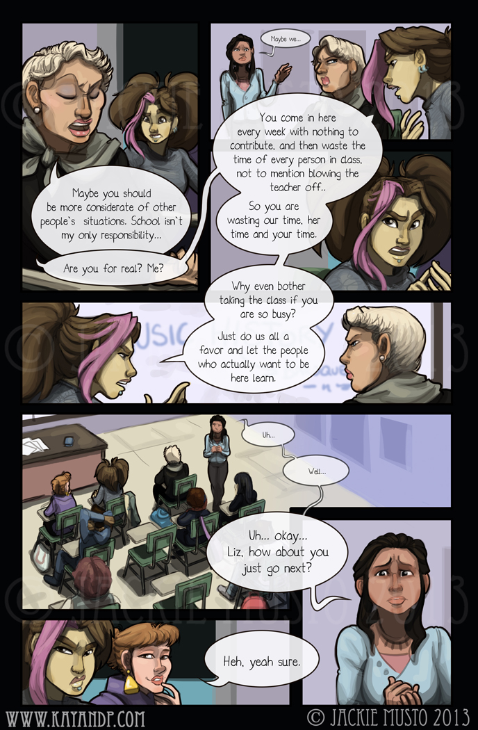 Kay and P Issue 11 - Page 10