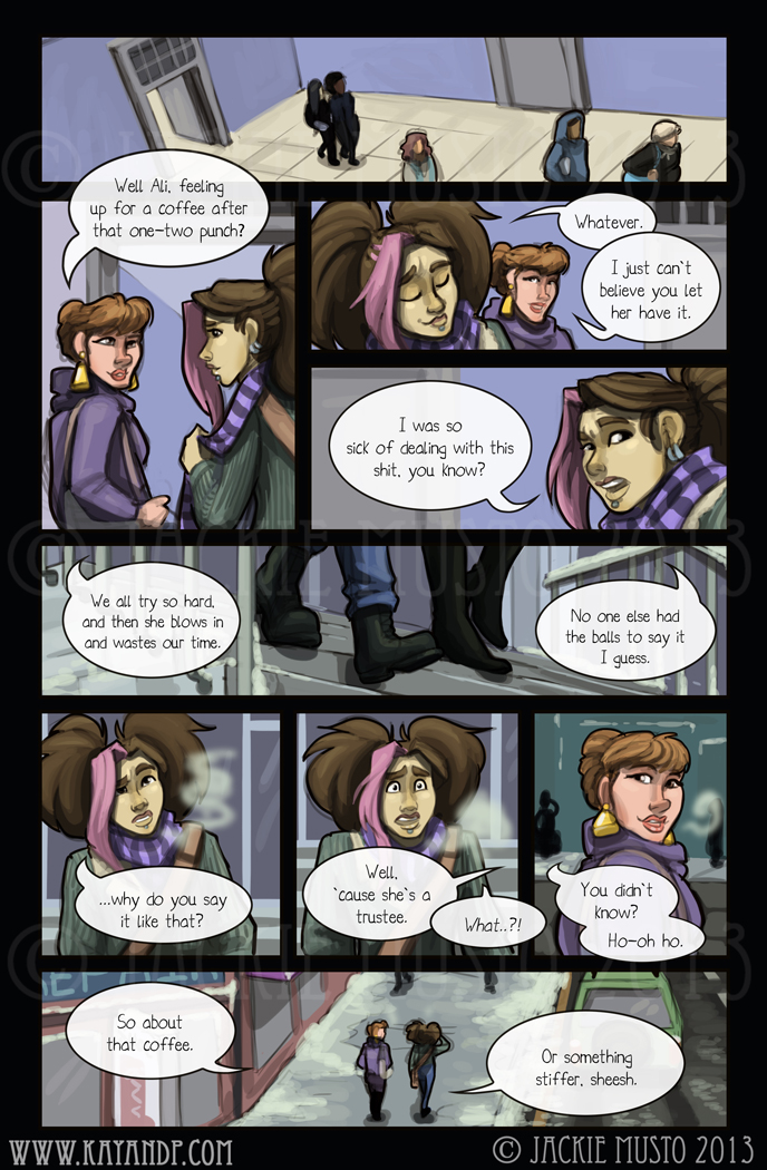 Kay and P Issue 11 - Page 11