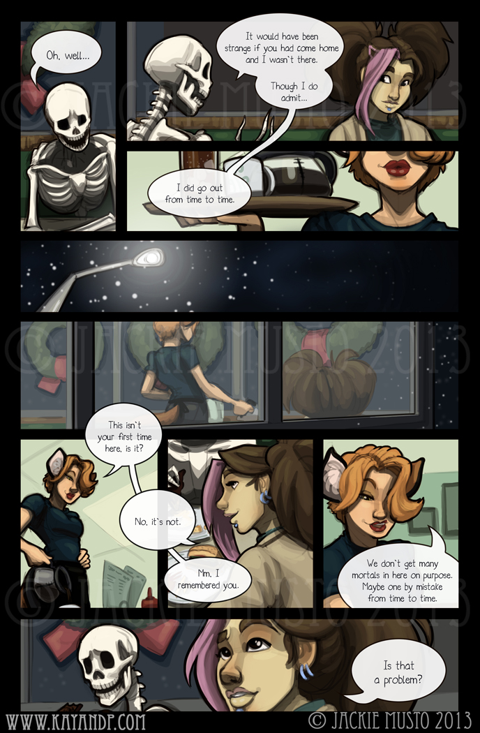 Kay and P Issue 11 - Page 14