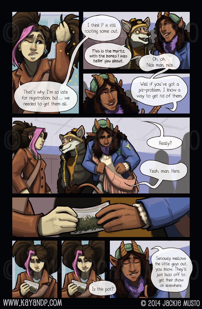 Kay and P Issue 12 - Page 20