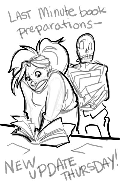 Book Prep