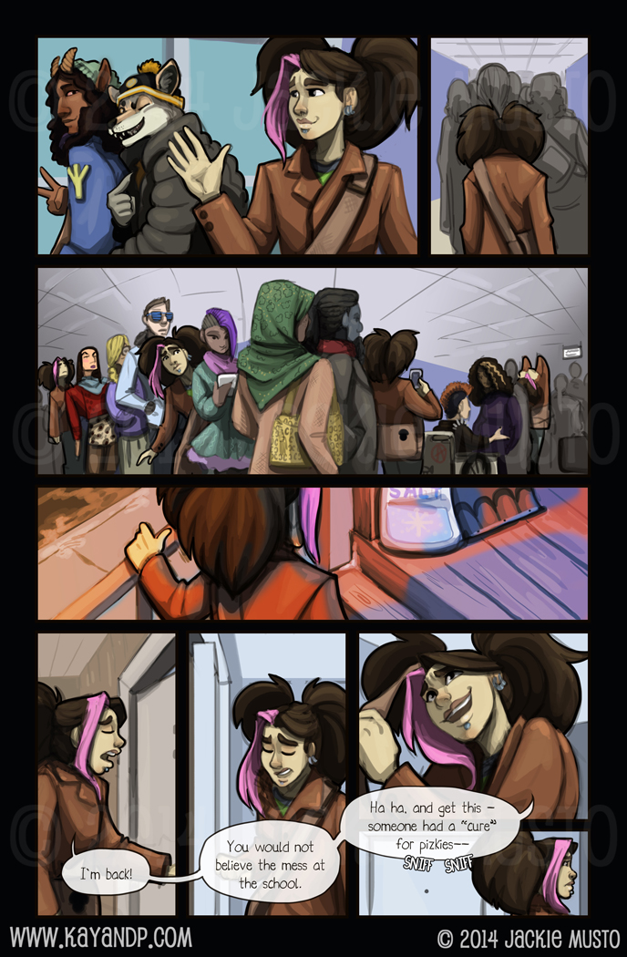 Kay and P Issue 12 - Page 23