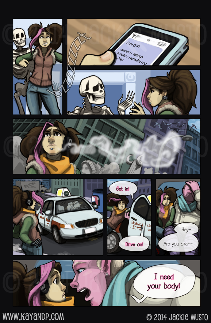 Kay and P Issue 13 - Page 07