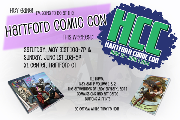 Hartford Comic Con 2014!
