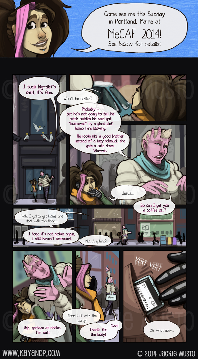 Kay and P Issue 13 - Page 11