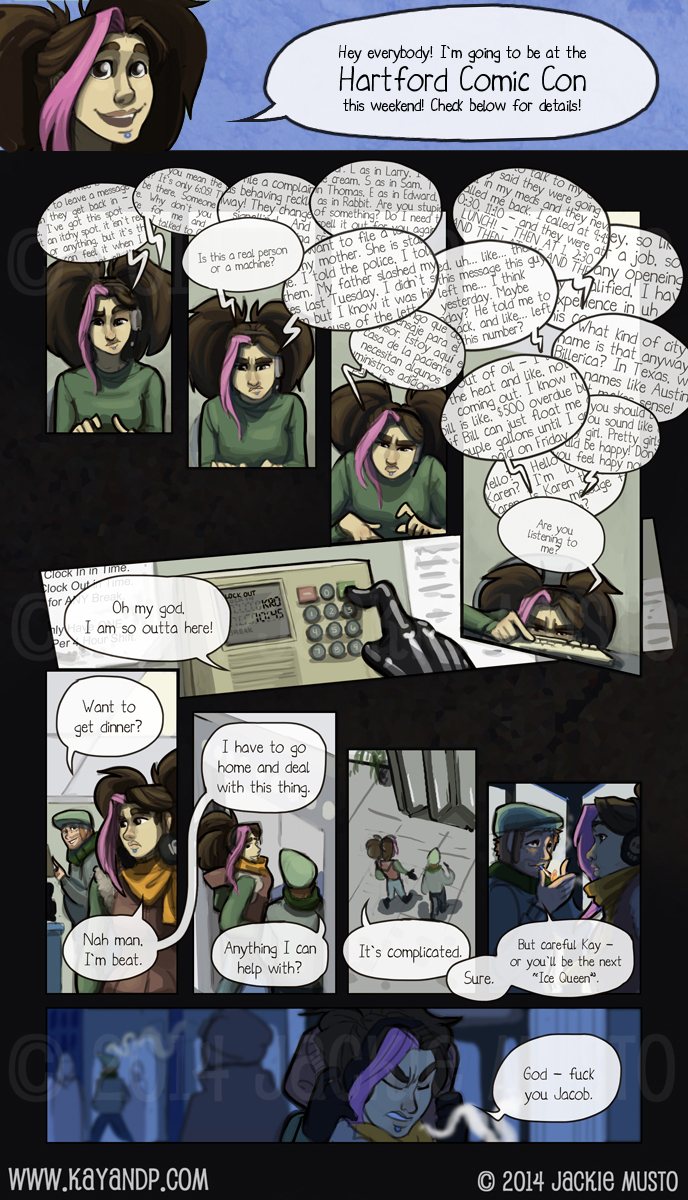 Kay and P Issue 13 - Page 15
