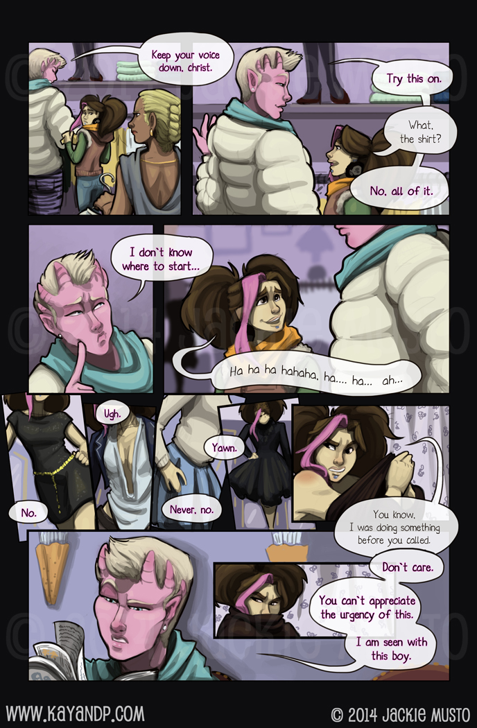 Kay and P Issue 13 - Page 09