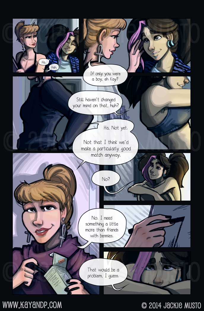 Kay and P Issue 13 - Page 24