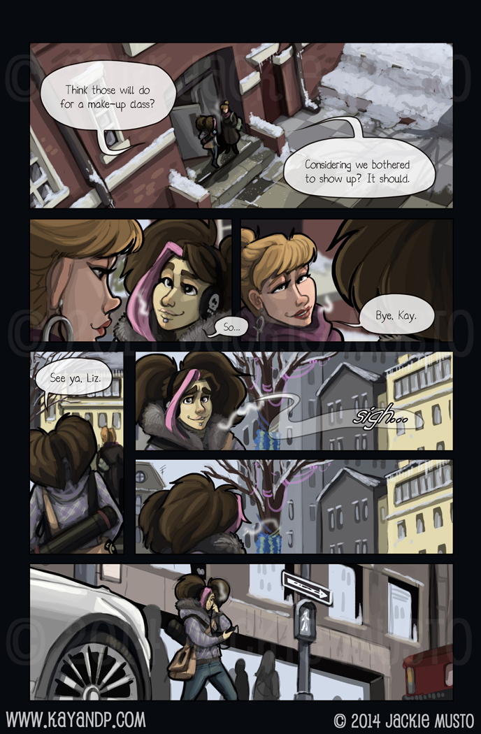 Kay and P Issue 13 - Page 27