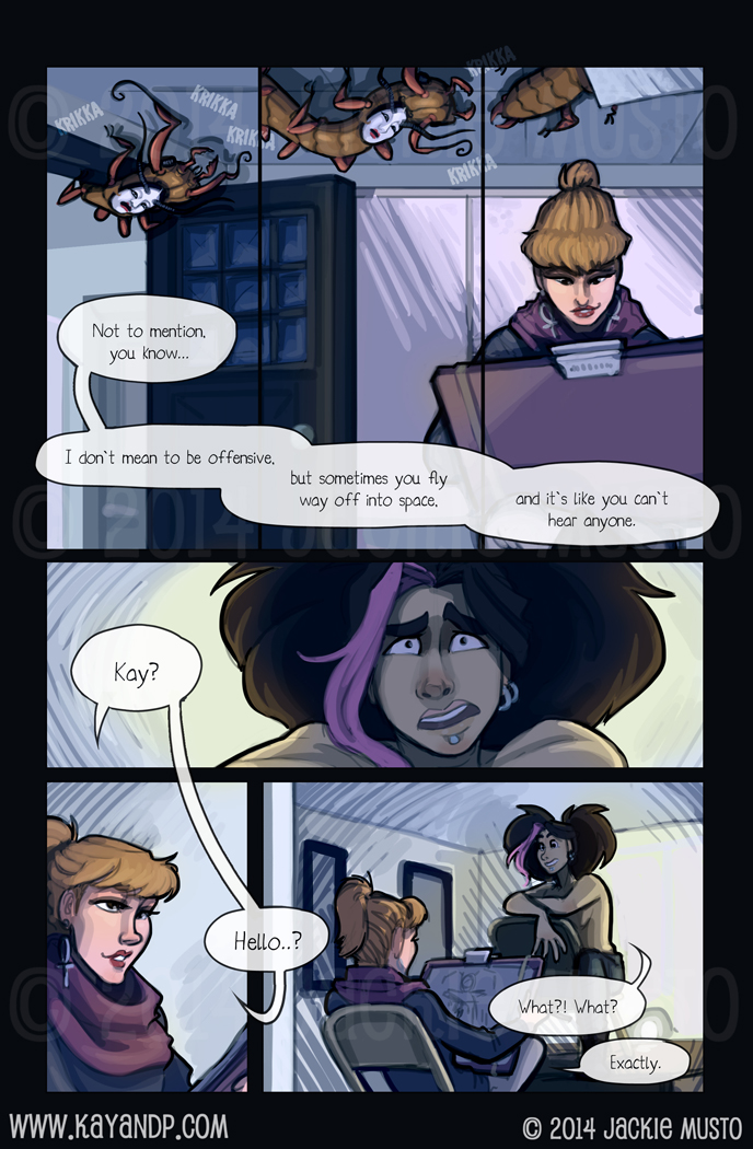 Kay and P Issue 13 - Page 25