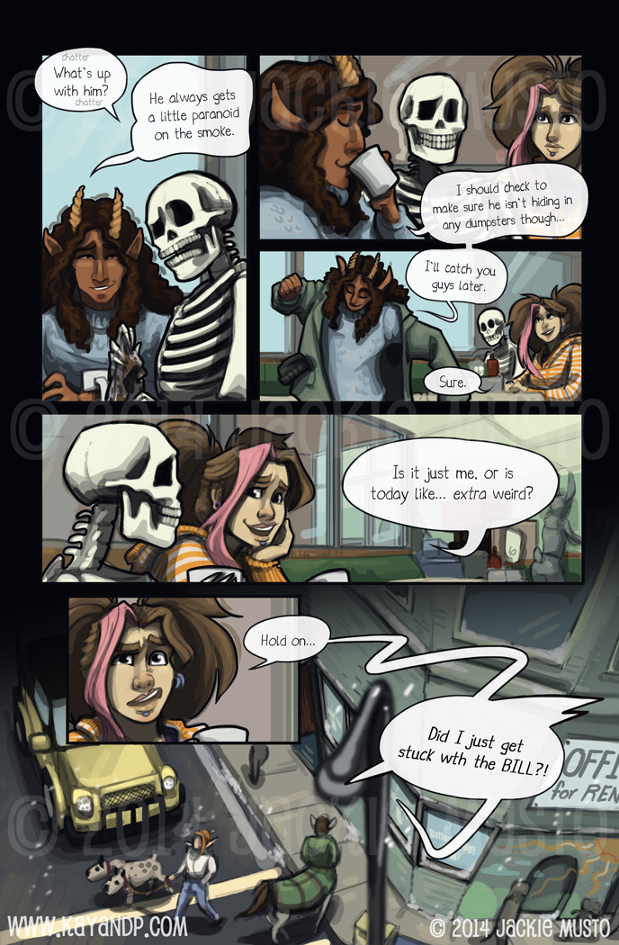 Kay and P: Issue 14, Page 10