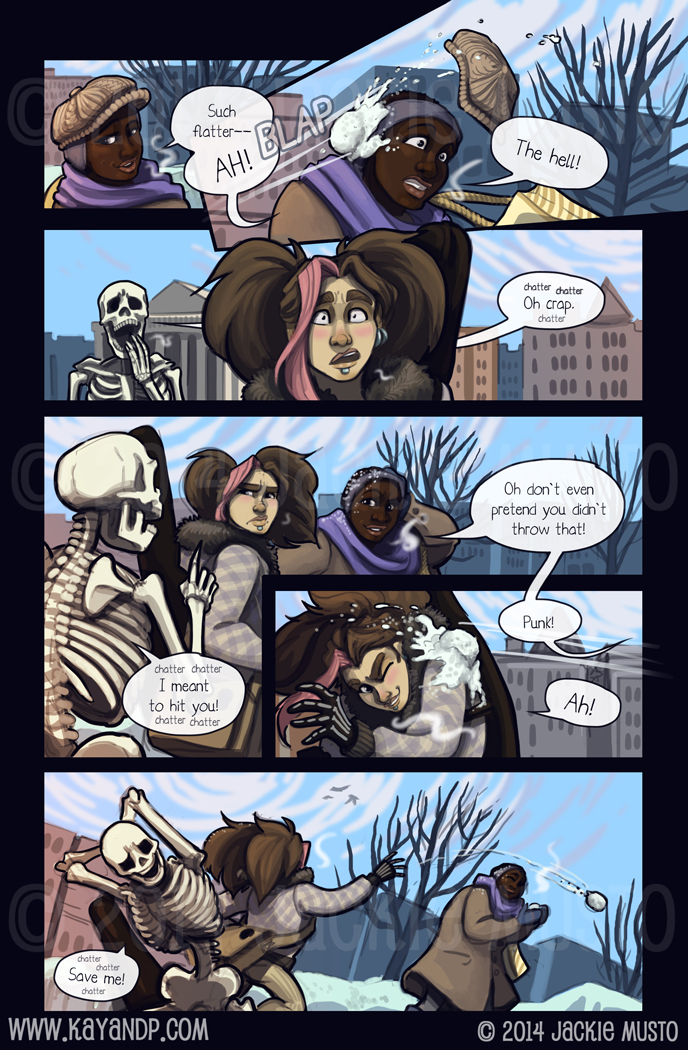 Kay and P: Issue 14, Page 14