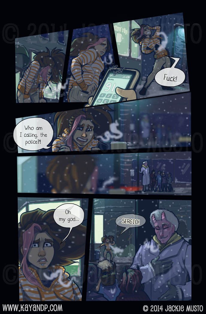 Kay and P: Issue 14, Page 25