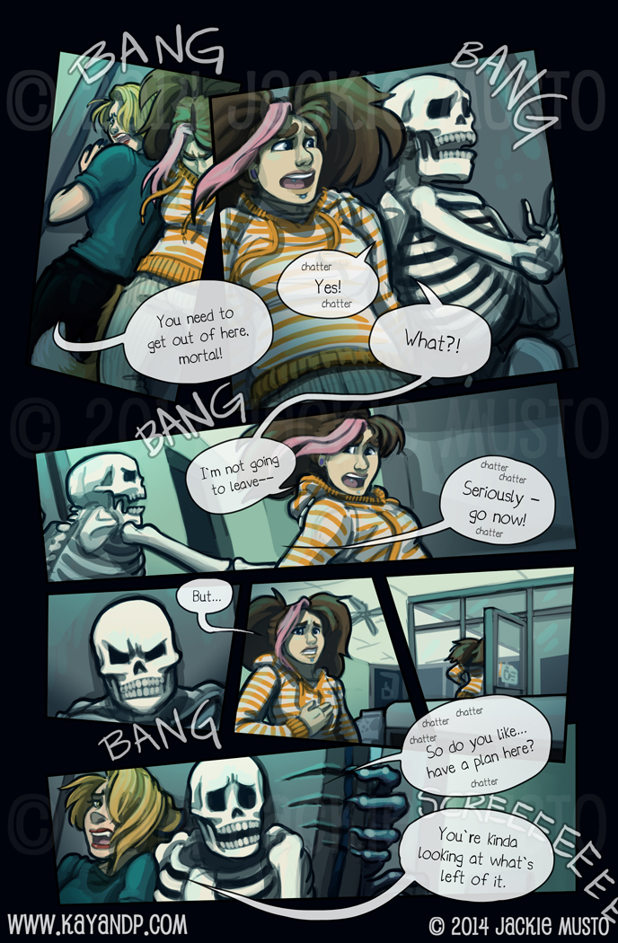 Kay and P: Issue 14, Page 24