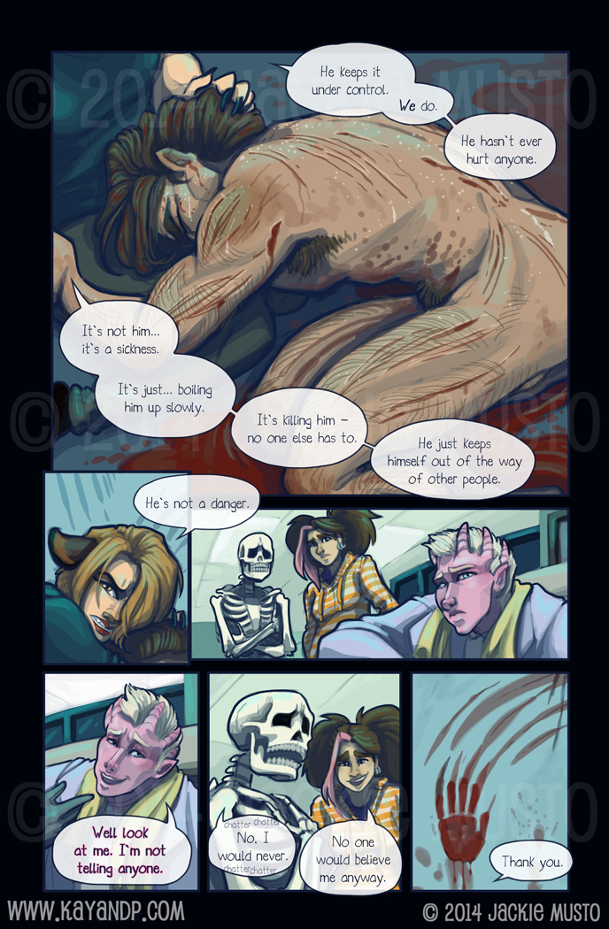 Kay and P: Issue 14, Page 31