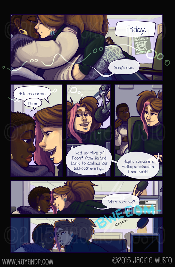 Kay and P: Issue 15, Page 18