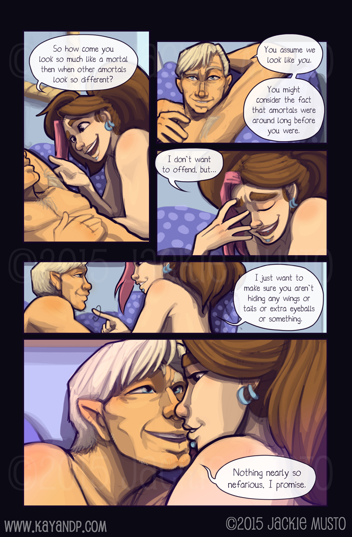 Kay and P: Issue 15, Page 29