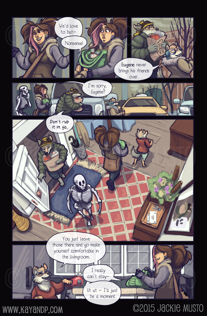 Kay and P: Issue 16, Page 10