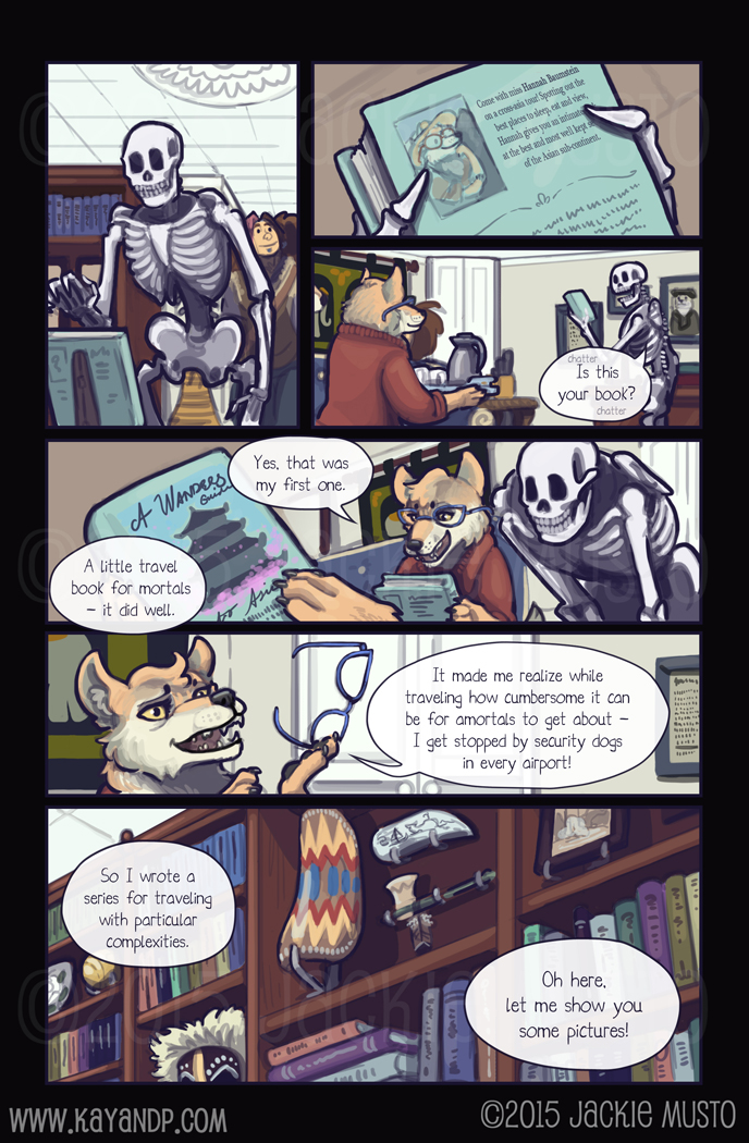 Kay and P: Issue 16, Page 11