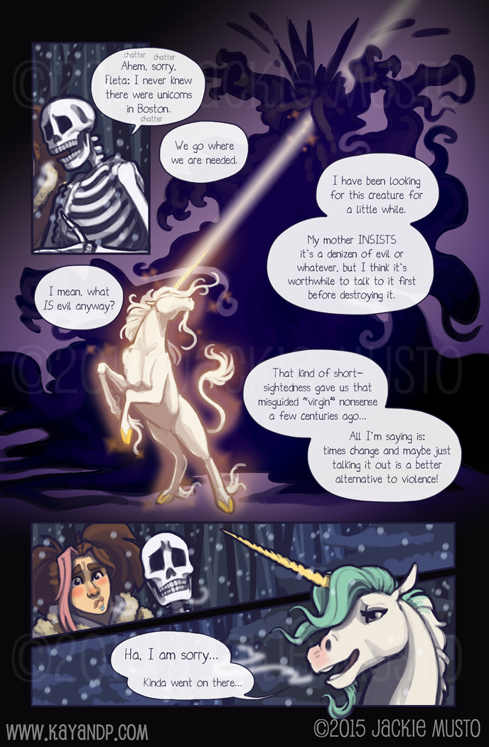 Kay and P: Issue 16, Page 16