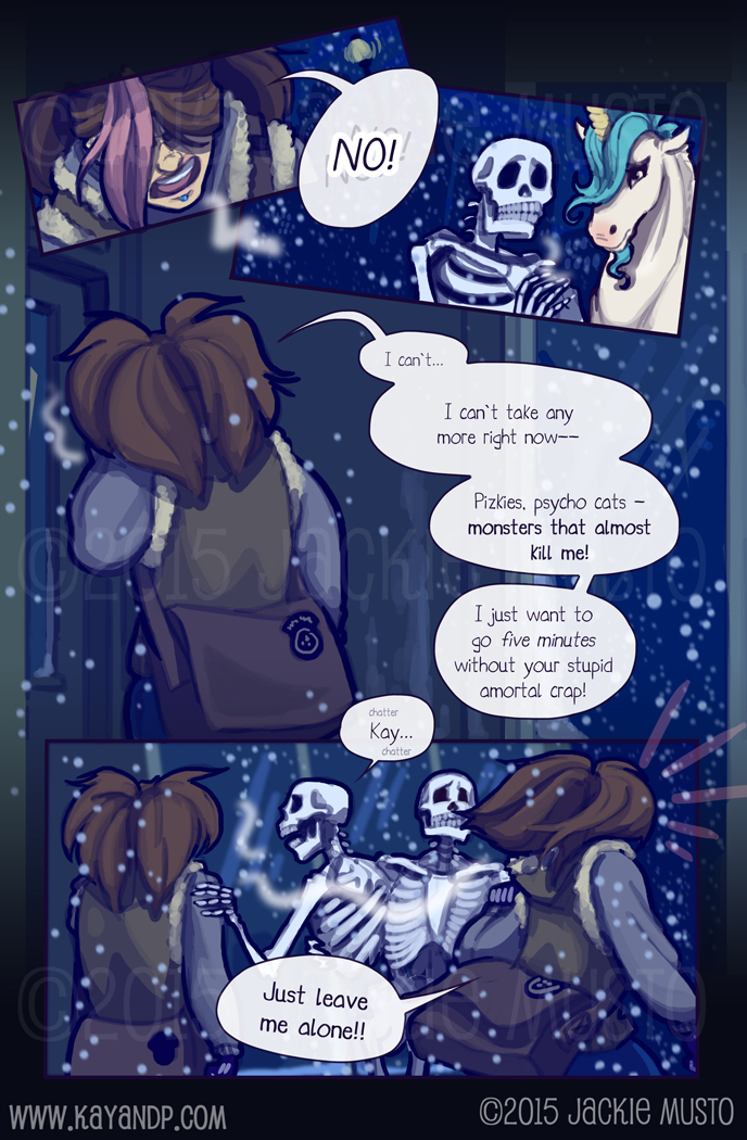Kay and P: Issue 16, Page 31