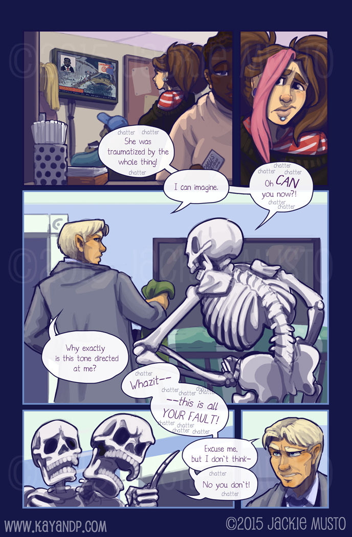 Kay and P: Issue 17, Page 06